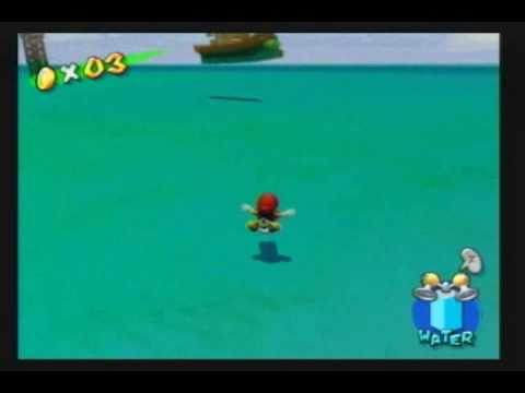 SMS Walk Underwater Glitch Fun