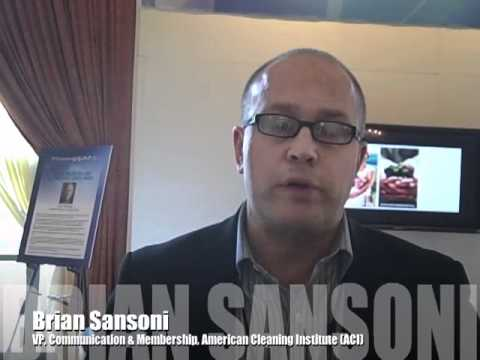 ICIS interview at American Cleaning Institute Annual Meeting