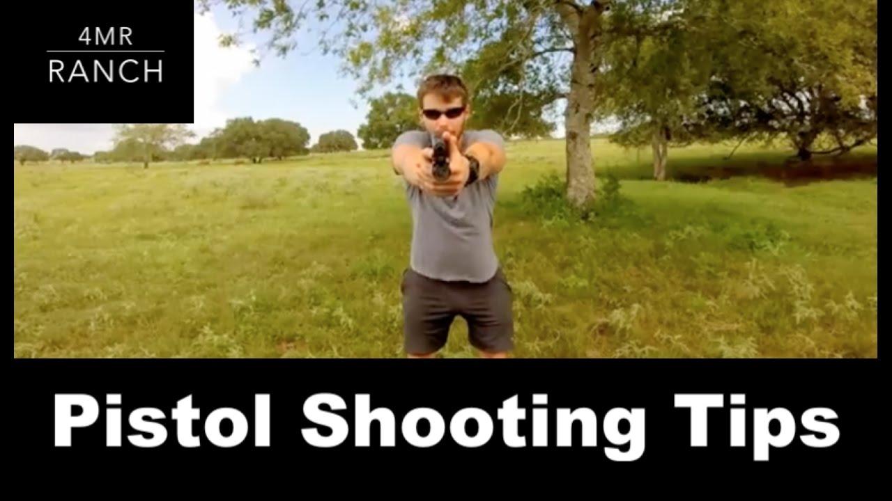 Handgun Fundamentals to make You a Better Shooter