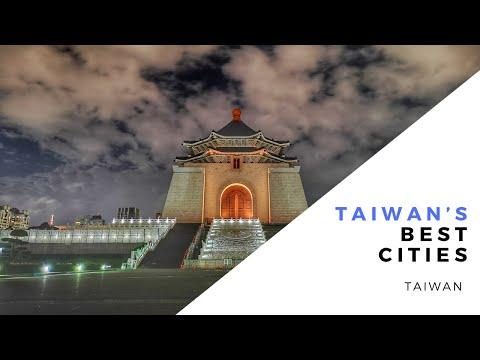 Taiwan Travel 2019 (Kaohsiung, Taichung, Taipei, Shifen, Jiufen, Tainan, Hualien)
