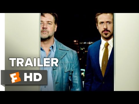 The Nice Guys Official Full online #1 (2016) - Ryan Gosling, Russell Crowe Movie HD streaming vf