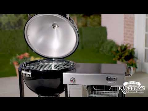 Summit by Weber - Charcoal Grill Center