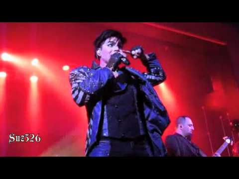 Adam Lambert Music Again Manchester 112710.m4v