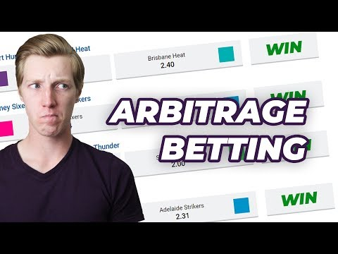 How I got banned from sports betting...  -  Arbitrage Betting Explained