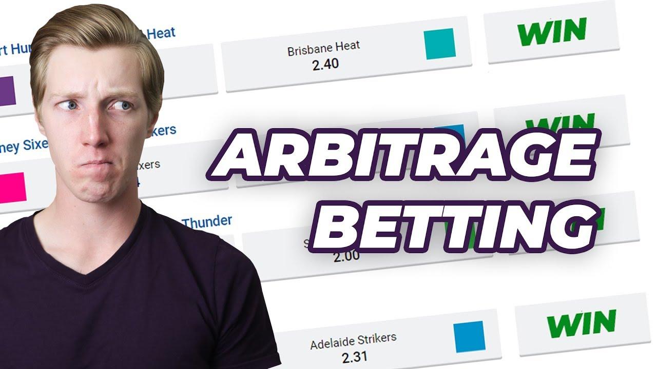 arbitrage sports betting advice videos