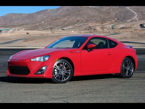 2016 Scion FR-S Start Up and Review 2.0 L 4-Cylinder