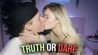 truth or dare with my best friend