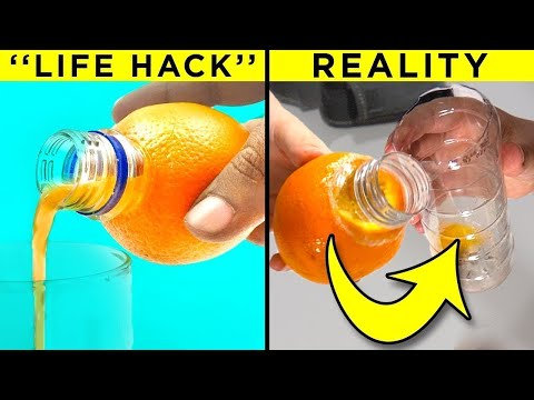 pointless-life-hacks-from-the-internet-tested