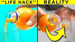 Reviewing Pointless Life Hacks From The Internet