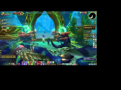 World of Warcraft - Cataclysm - Instanz - Thron der Gezeiten
