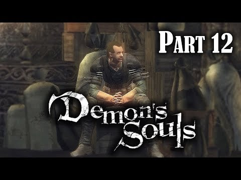 Demon's Souls - Part 12 - Boletarian Cleanup and The Jade Hair Ornament - Mediocre Let's Play