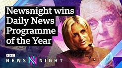 Daily News Programme of the Year - BBC Newsnight
