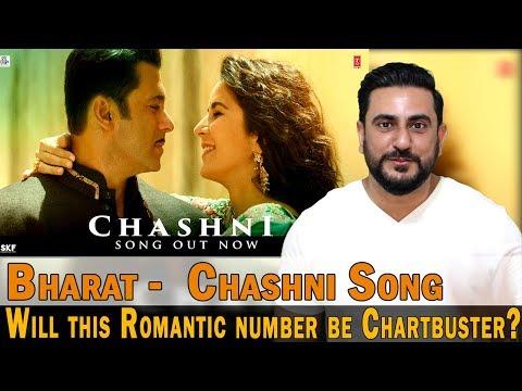 Play Chashni Song - Bharat feat. Salman Khan, Katrina Kaif   Reaction