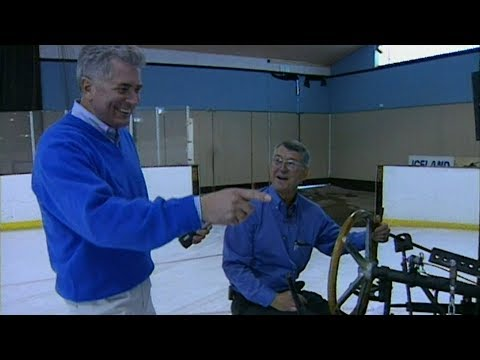 Visiting with Huell Howser: Zamboni