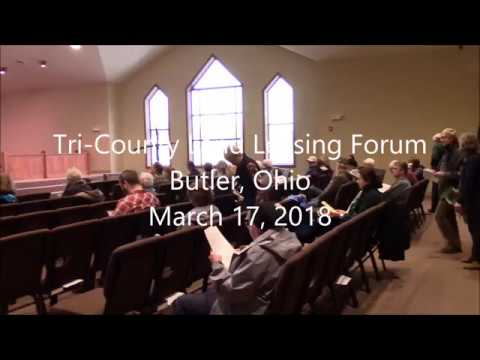 Tri County Land Leasing Forum