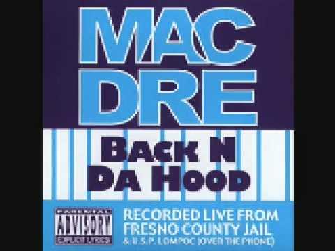 Mac Dre - Fresno County Jail