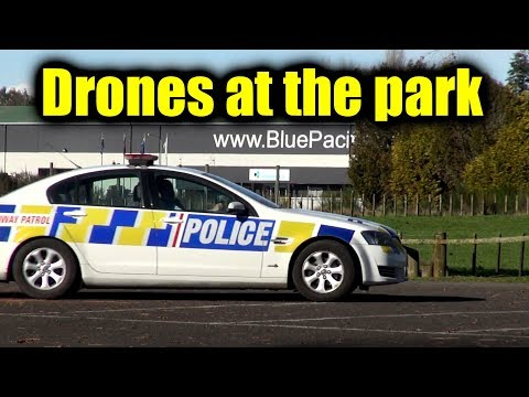 I fly drones in a Tokoroa park – am I in trouble?