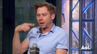 Jimmi Simpson Discusses HBO's Drama Series