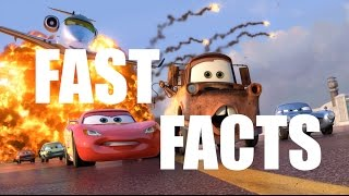 Pixar Fast Facts: Cars 2