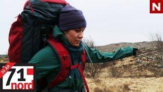 71° nord   Personlig trener sliter ute i naturen   TVNorge