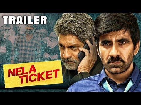 Nela Ticket (2019) Official Hindi Dubbed Trailer 2 | Ravi Teja, Malvika Sharma, Jagapathi Babu