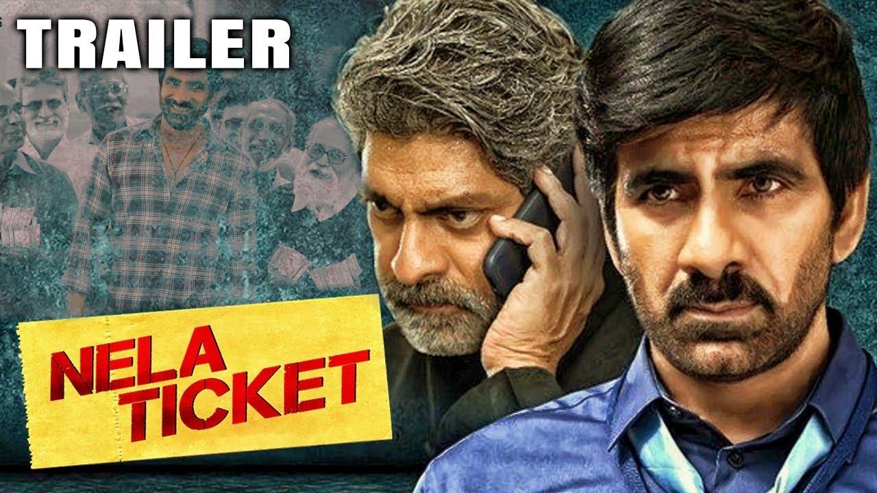Nela Ticket (2019) Official Hindi Dubbed Trailer 2 | Ravi