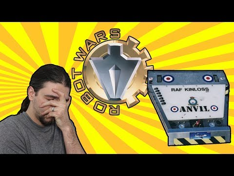 The UK Declares War! - Robot Wars Extreme LIVE REVIEW E17