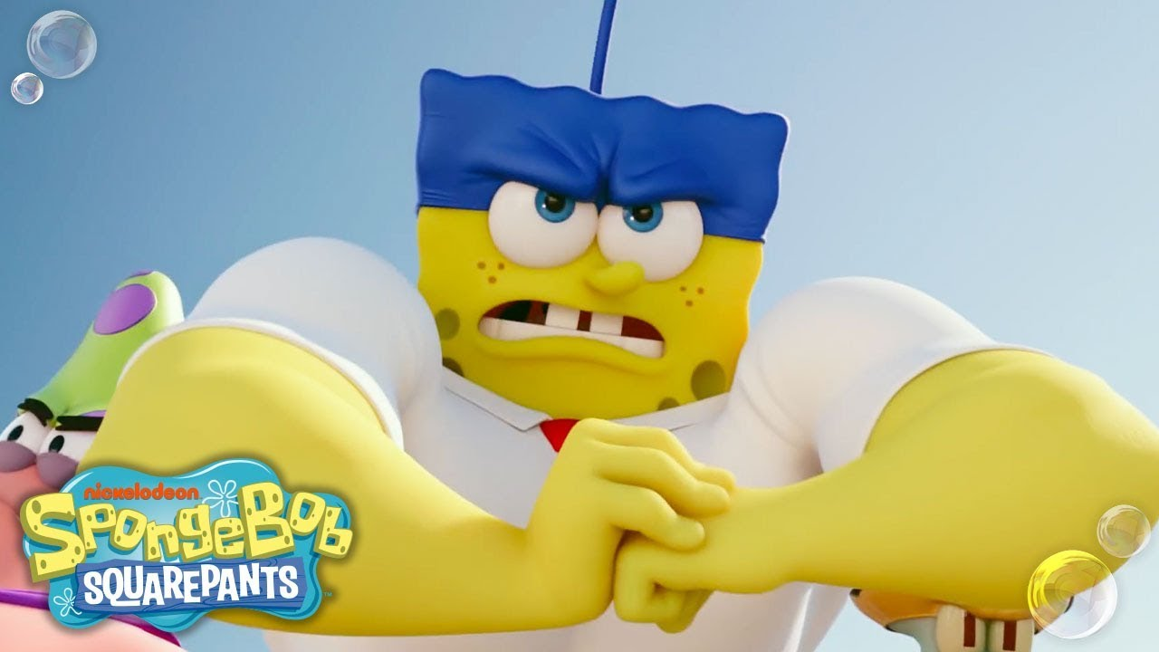 The SpongeBob Movie: Sponge Out of Water - Official Trailer #1