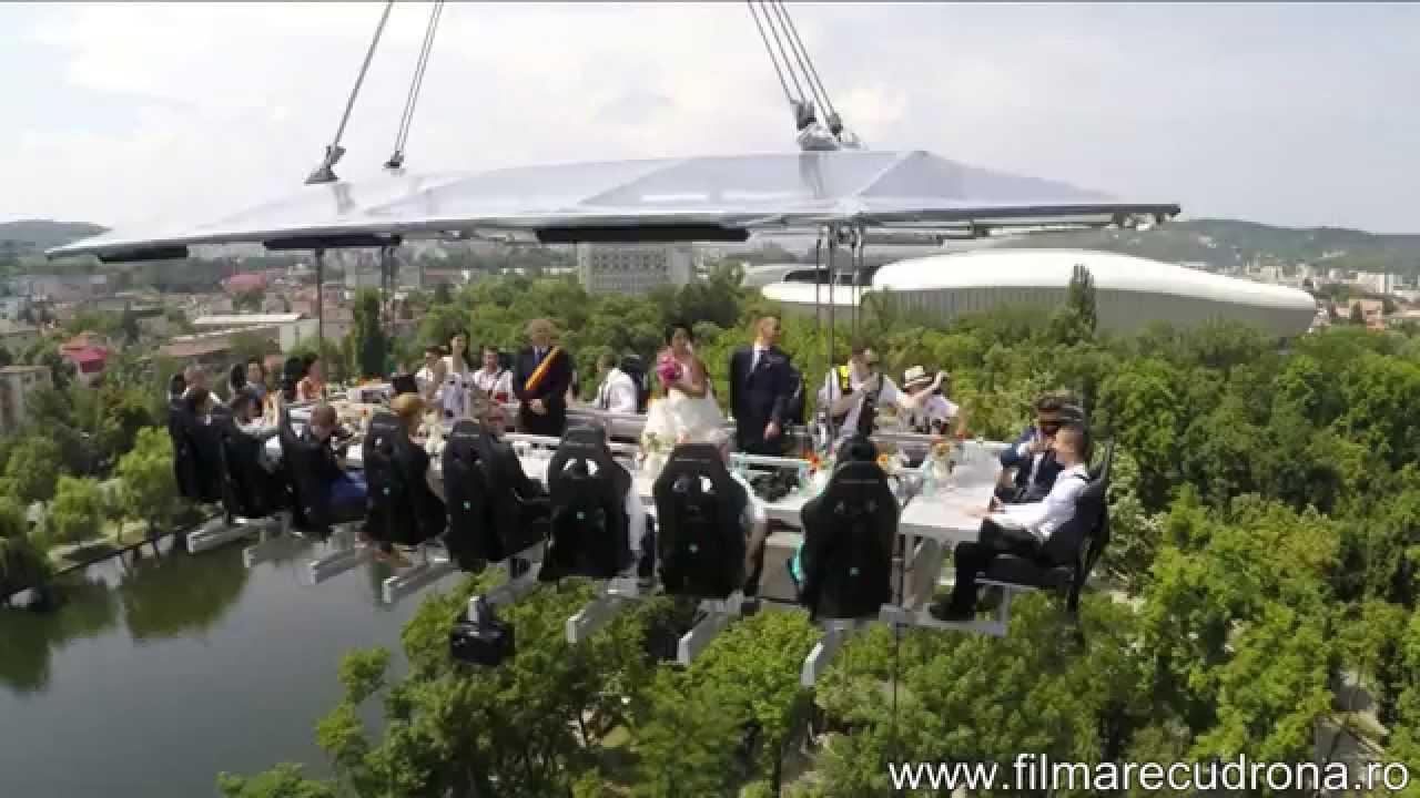 Wedding In The Sky Cluj Napoca Romania 18 07 2017