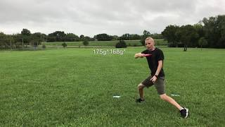 Does the weight of golf discs matter? TESTED!