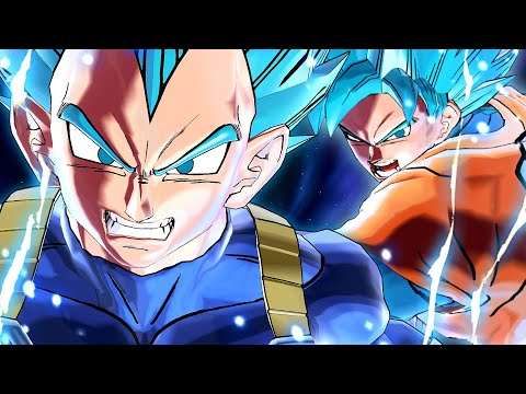 When Goku and Vegeta Finally TEAM UP! Dynamic DUOS! ⚡