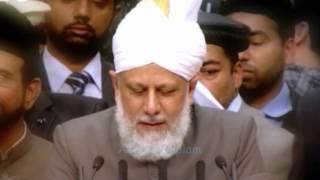Hum Aas Lagaye Bethe Hai - Musawar Ahmad - Nazam - Jalsa Salana UK 2017