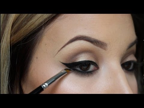 how to stop eyeliner from smudying under the eye asians