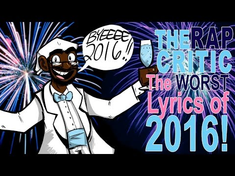 The Top 9 Worst Lyrics of 2016