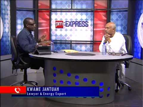 Should ECG Privatized To The Solve Power Crisis - PM Express (29-4-15)
