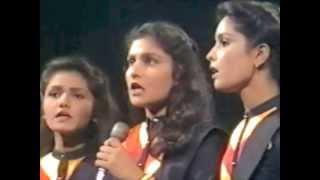aaye mausam rangeeley .. chorus dedicated to .. nerisa  beena  shabana (benjamin sisters)