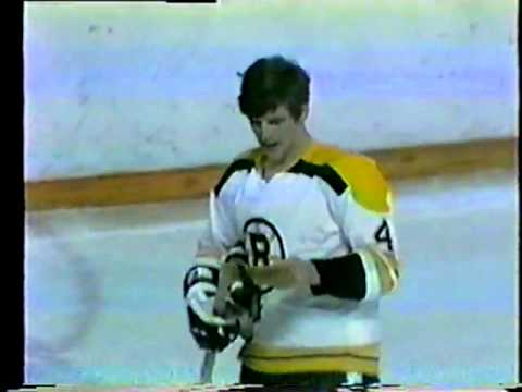 April 8, 1971 - Jean Beliveau carries Montreal on his back to defeat the Bruins
