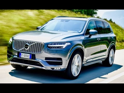 Volvo Xc90 D5 Awd Inscription 7 Seats 2015 First Test
