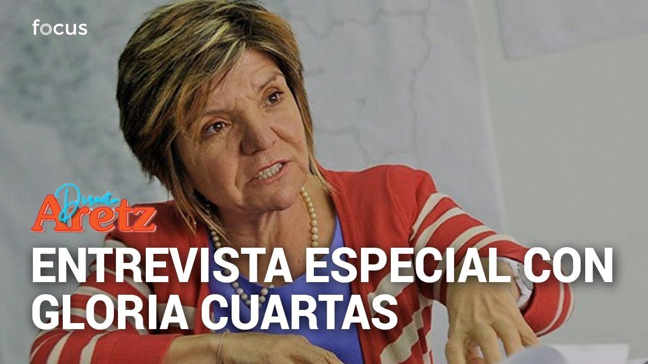 El llamado de Gloria Cuartas al presidente Duque por los acuerdos de La Habana