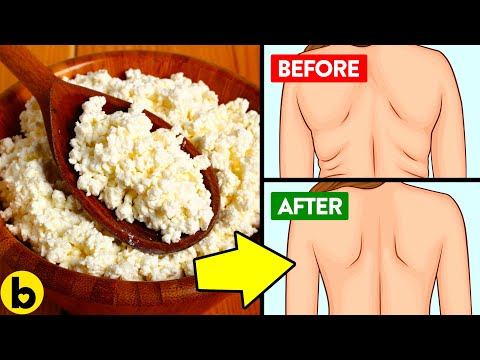 Eat Cottage Cheese Everyday For 1 Week, See What Happens To Your Body