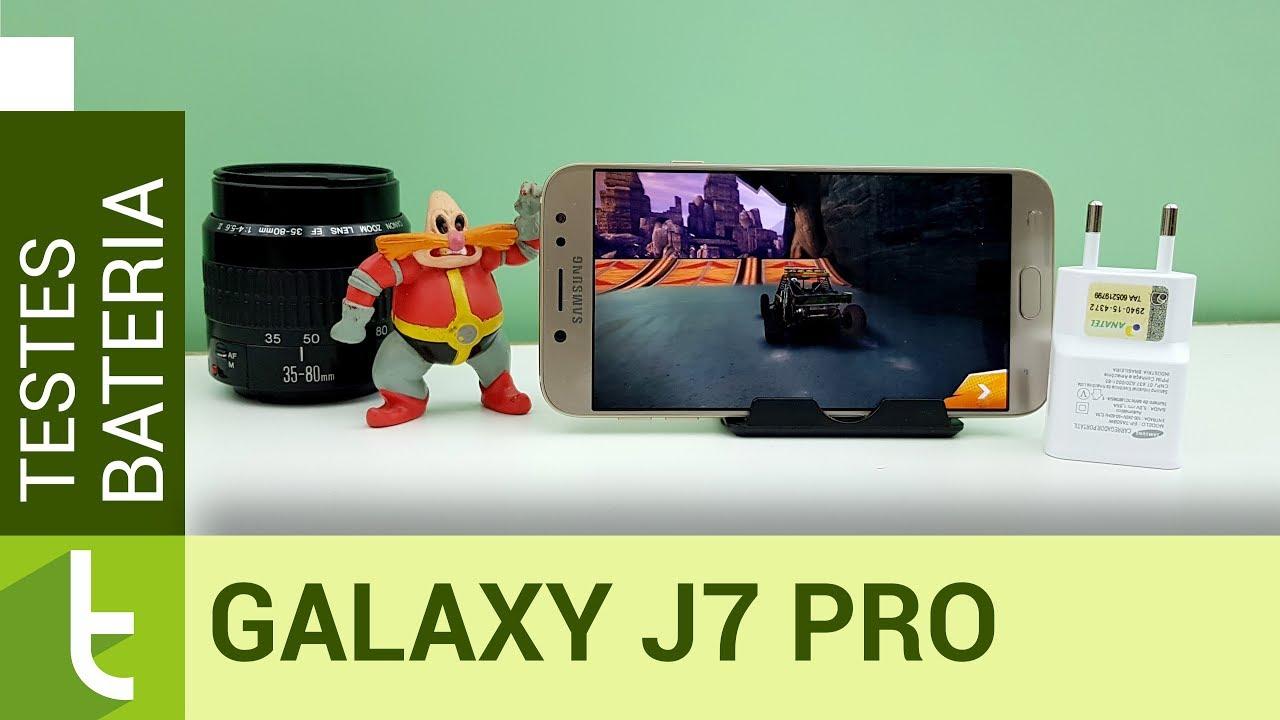 906b0ab28a Autonomia do Samsung Galaxy J7 Pro