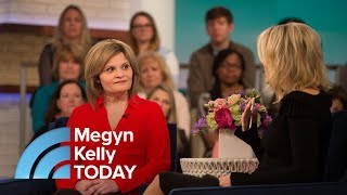 Rape Survivor Natasha Alexenko Helps Others Who've Been Sexually Assaulted | Megyn Kelly TODAY