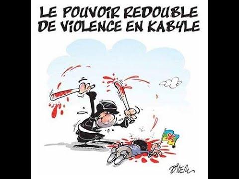 Répression des militants souverainistes kabyles  / Radio Canut