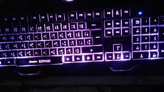 (รีวิว ของ!) Ep.1 รีวิวคีย์บอดร์ด keyboard KM400