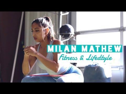 Milan Mathew | Fitness &  Lifestyle