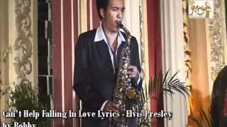Judika Vocal Course, Bobby, Can't help falling in love-Elvis Presley.flv