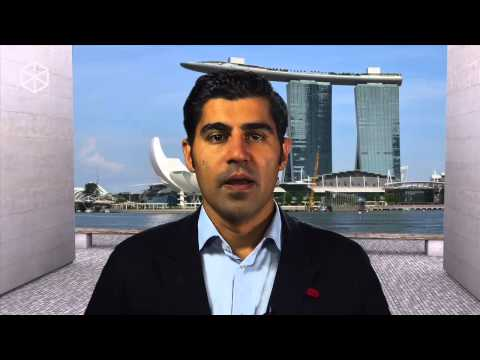 Parag Khanna 4/4 - Cities & Global Governance - Leuphana Digital School