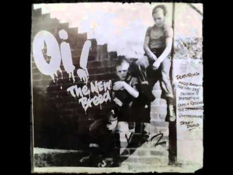 V.A. Oi! The New Breed (FULL ALBUM)