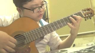[Guitar Solo] Mắt lệ cho người (St Từ Công Phụng) - Mèo Ú