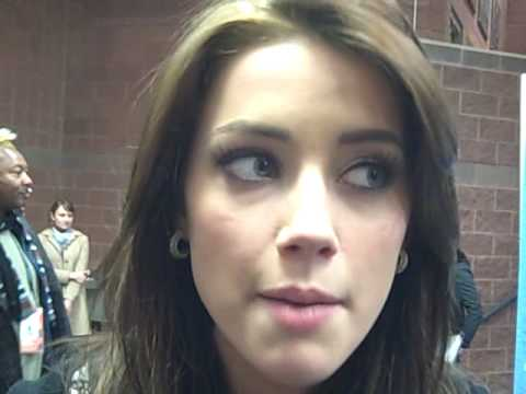 Download Video: Amber Heard, 'The Informers'